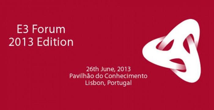 Fórum E3 – Educação, Emprego e Empreendedorismo – Gratuito – Lisboa