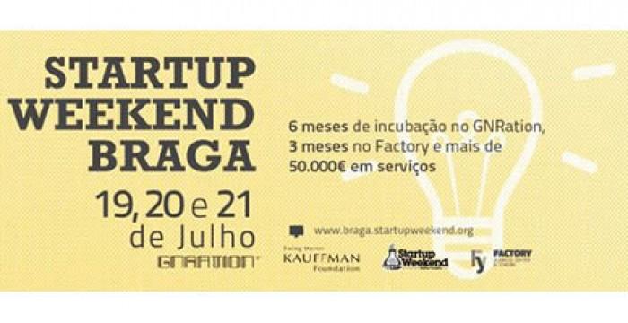 Startup Weekend Braga 2013