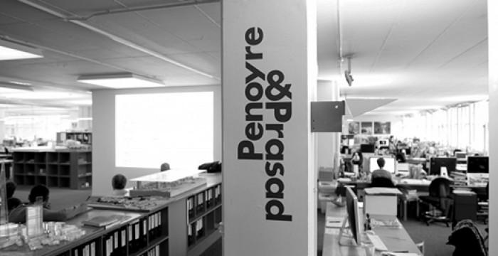 Procuram-se arquitetos para a Penoyre & Prasad em Londres.
