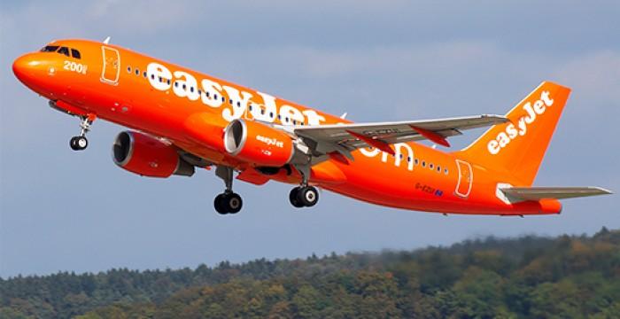 Easyjet responde à Ryanair: voos a partir de 12,99 euros
