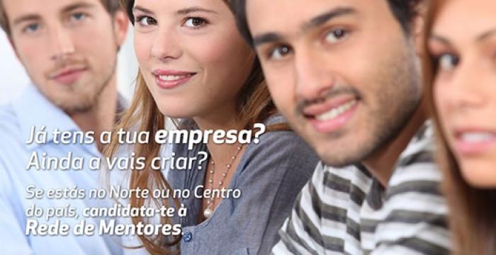 És empreendedor? Candidata-te à Rede de Mentores até dia 28 de Fevereiro