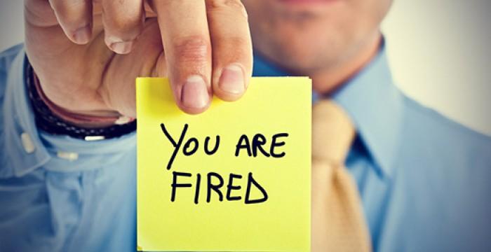 7 sinais que podem dizer que vais ser despedido