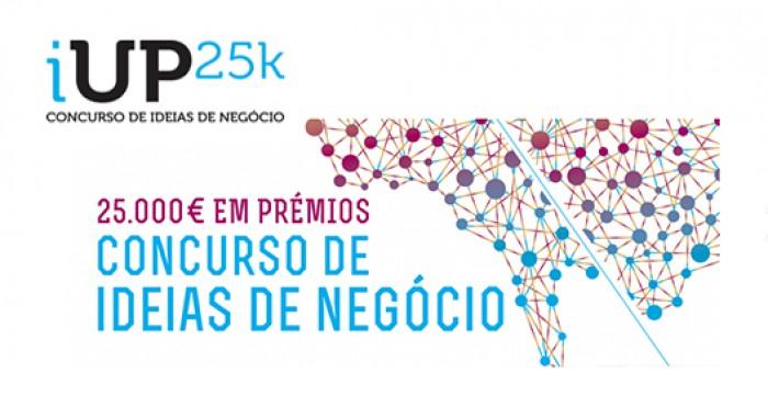 Ideias de negócio? 25 mil euros em prémios no concurso iUP25K