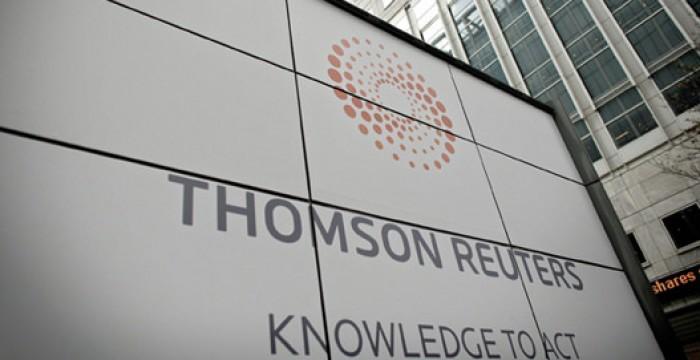 Thomson Reuters: vê como estagiar em Londres, Nova Iorque ou Singapura