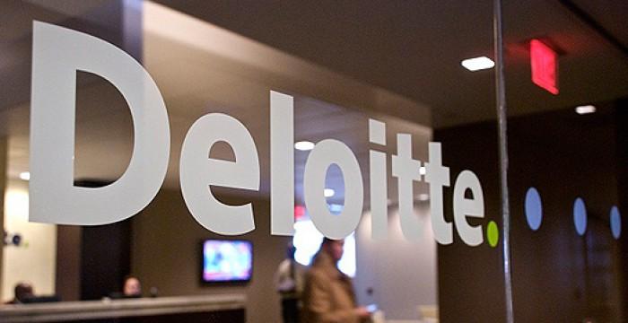Deloitte Portugal recruta para Lisboa e para o Porto