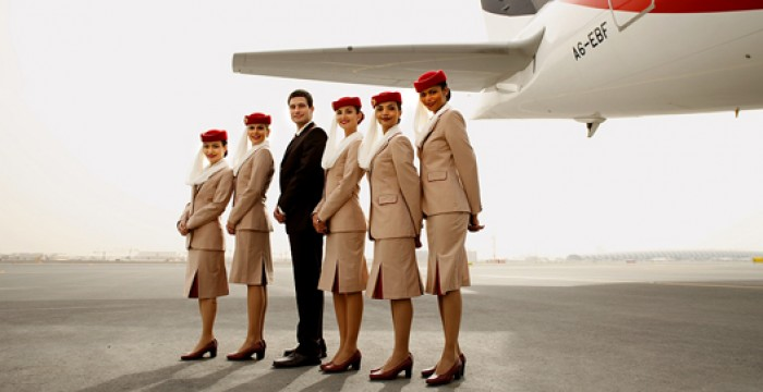 Companhia Aérea Emirates em Portugal para recrutar pessoal de bordo