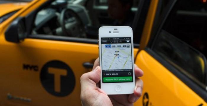 Europa: Uber espera criar 50 mil novos postos de trabalho