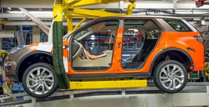 Europa: Fiat-Chrysler e Jaguar Land Rover criam 2300 postos de trabalho
