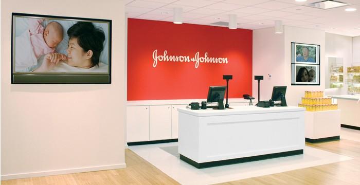 Johnson & Johnson está a recrutar em Portugal