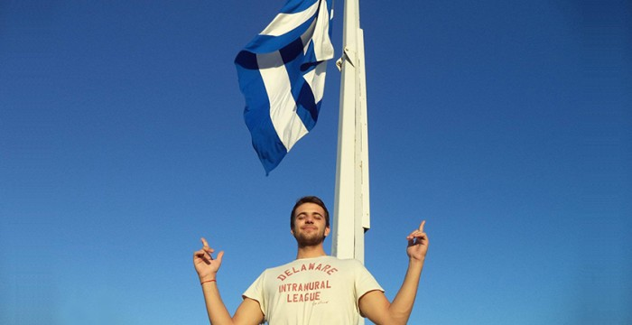 Erasmus: conhece a história de dois estudantes portugueses em Atenas