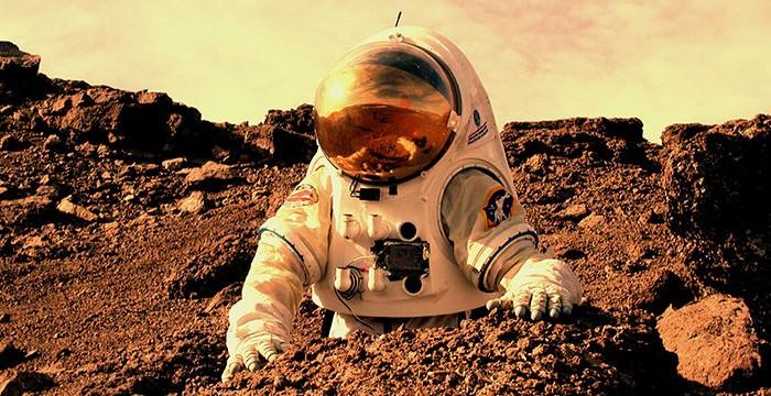 Nasa quer ideias para manter homens em Marte e tem 15 mil euros para três melhores propostas
