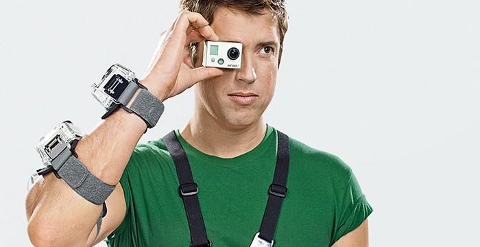 Prometeu e cumpriu: fundador da GoPro 'paga' promessa de 200 milhões de euros