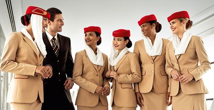 Emirates tem dois open days de recrutamento na Suíça este mês