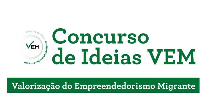Concurso de Ideias VEM: apoios ao empreendedorismo dos que emigraram