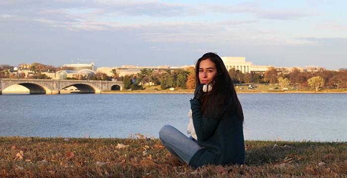 INOV Contacto: a aventura de Paula Alves Silva em Washington DC