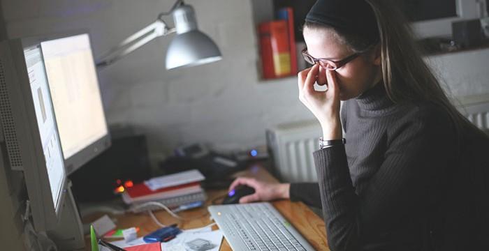 70% dos jovens adultos padecem da 'doença do olho digital'. Como prevenir?