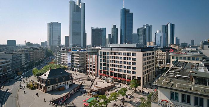 Alemanha: Frankfurt tem 40 mil vagas de emprego