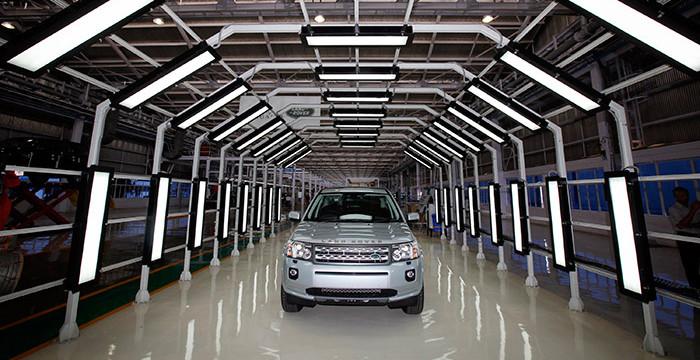 Jaguar Land Rover vai trazer 10.000 novos empregos para o  Reino Unido