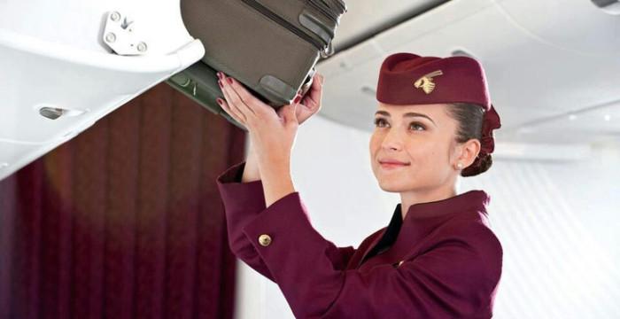 Qatar Airways recruta tripulantes em Portugal. É já a 8 de abril em Lisboa