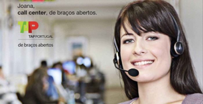 TAP está a recrutar para o seu Contact Center