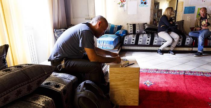 Concorre às bolsas para residências artísticas na Suíça