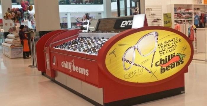 e8edcf1b7 Chilli Beans tem mais de 90 vagas por preencher - Manda-te