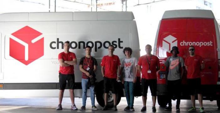 Multinacional Chronopost recruta em território nacional