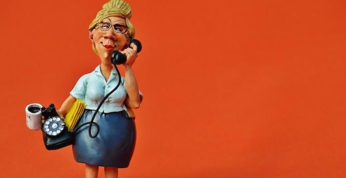 Trabalhar em secretariado? Vê aqui como.