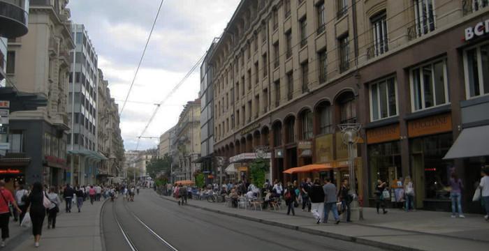 Suiça: ofertas de emprego da semana em Genebra