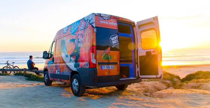 Start up Portuguesa Indie Campers vai contratar mais 100 pessoas