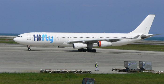 Aviação: companhia Hi Fly vem recrutar em Portugal