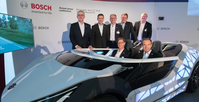 Alemã Bosch continua a contratar para atingir 500 novos colaboradores até ao final do ano