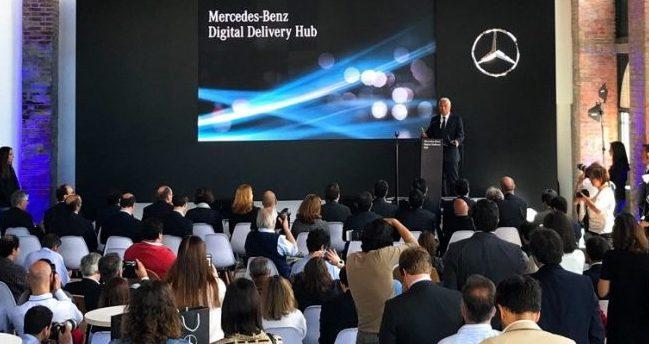 Mercedes está a contratar em Lisboa. Entrevistas são num Mercedes de 510cv