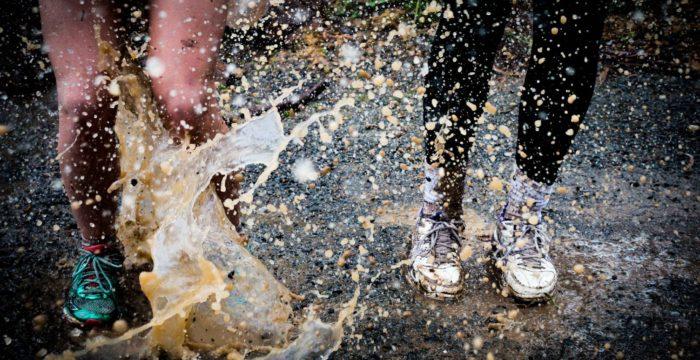Empreendedorismo: este novo spray não deixa os teus sapatos se molharem ou sujarem