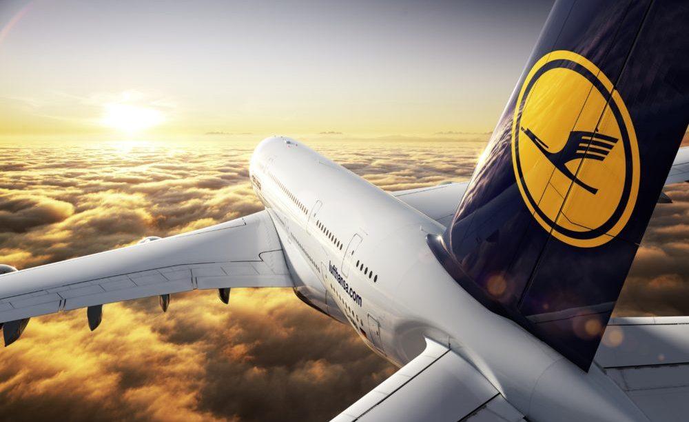 Alemã Lufthansa recruta 8 mil trabalhadores até final de 2018