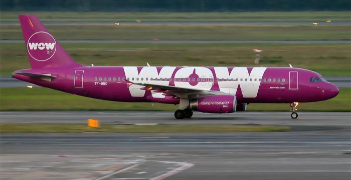 Companhia aérea Wow Air oferece emprego a viajar pelo mundo inteiro