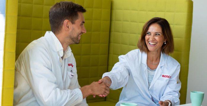 Bosch está a recrutar 140 colaboradores para Braga, Aveiro, Ovar e Lisboa